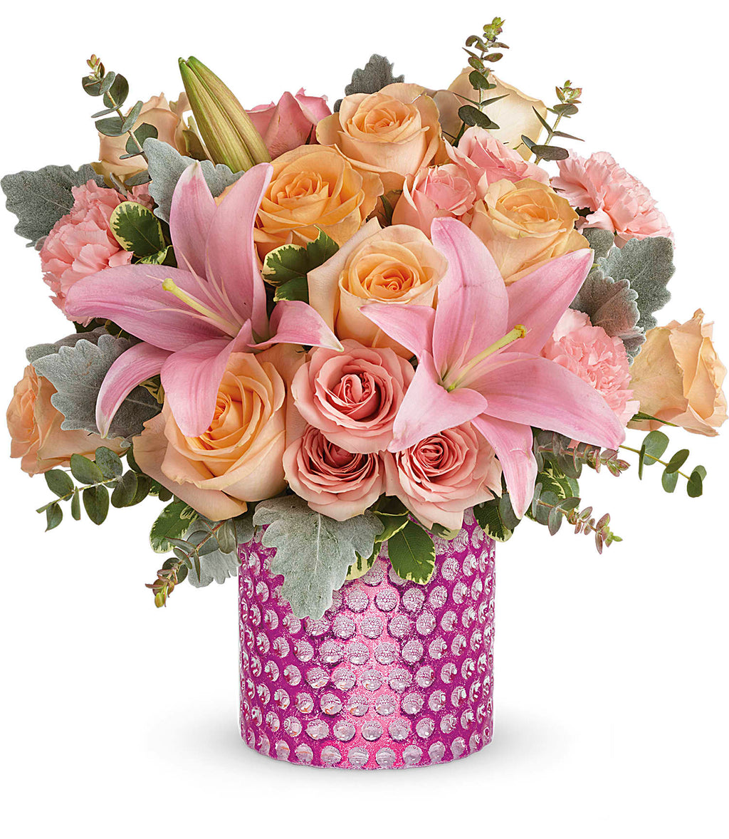 Pink Breeze Bouquet