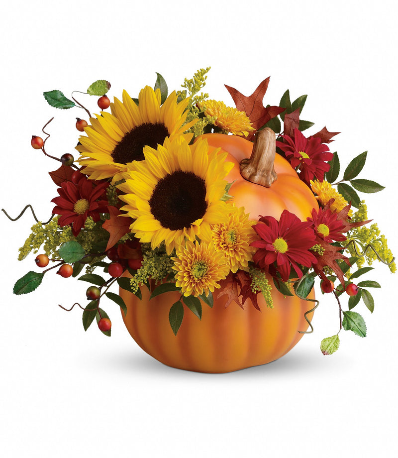 Pretty Pumpkin Bouquet