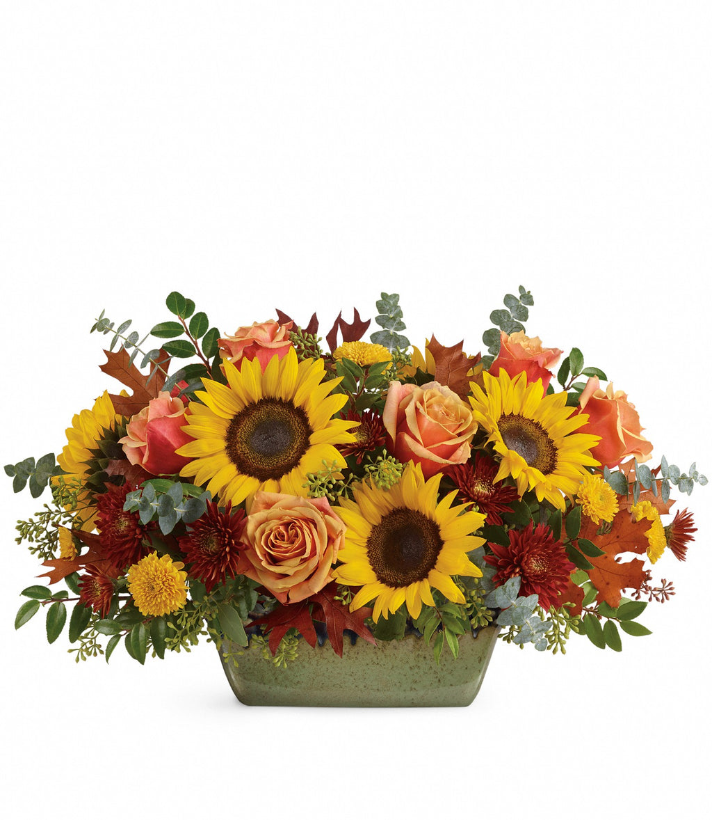 Sunflower Farm Centerpiece