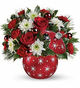 Celebrations by Radko Starry Ornament Bouquet