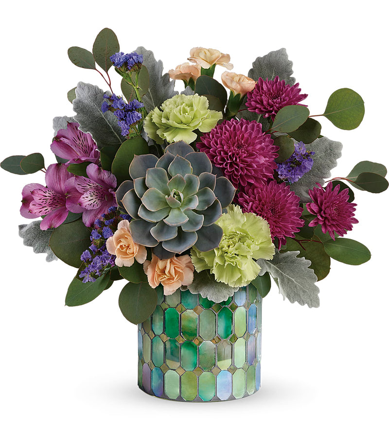 Marvelous Mosaic Bouquet