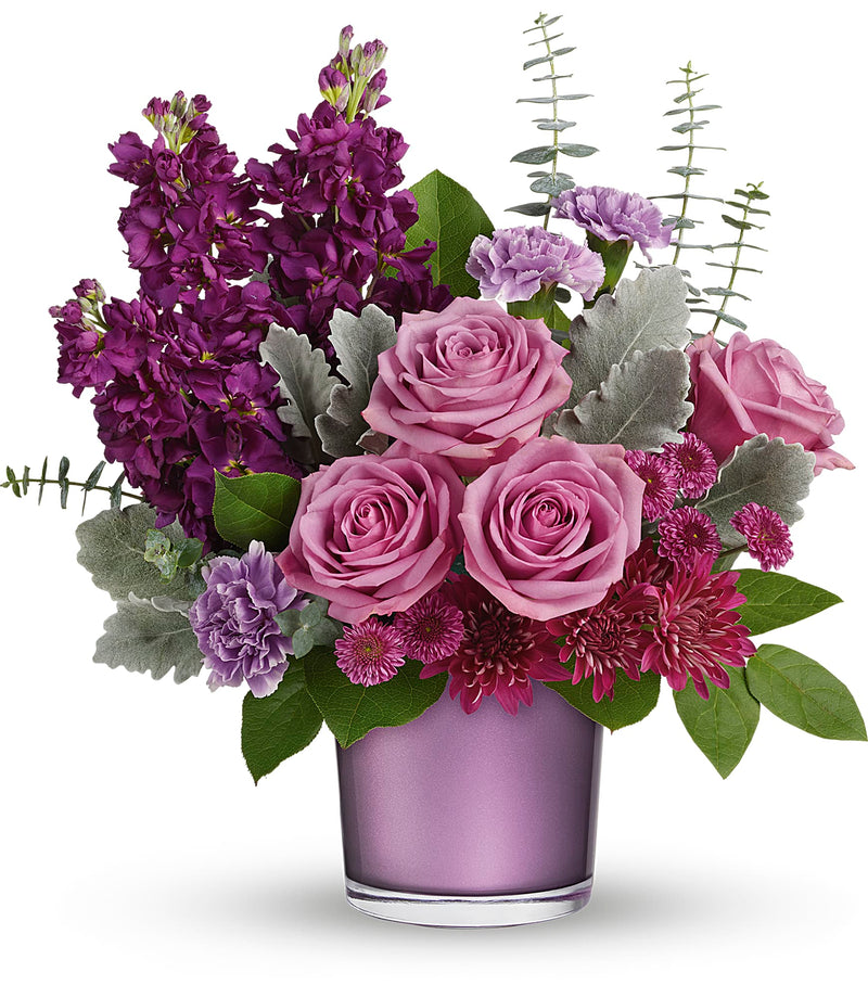 Always Amethyst Bouquet
