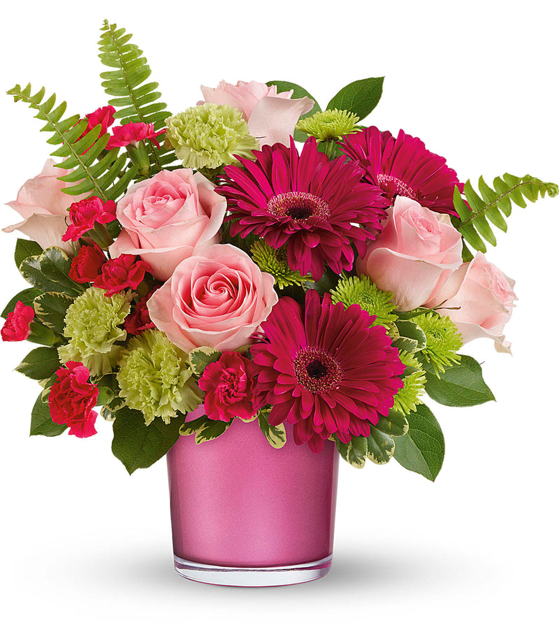 Regal Pink Ruby Bouquet