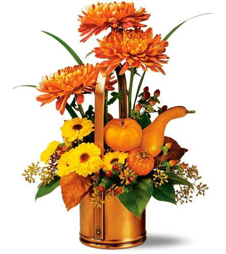 WILLIAMSBURG Fall Traditions Bouquet