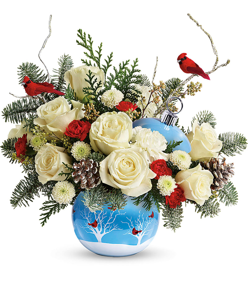Winter Flock Bouquet