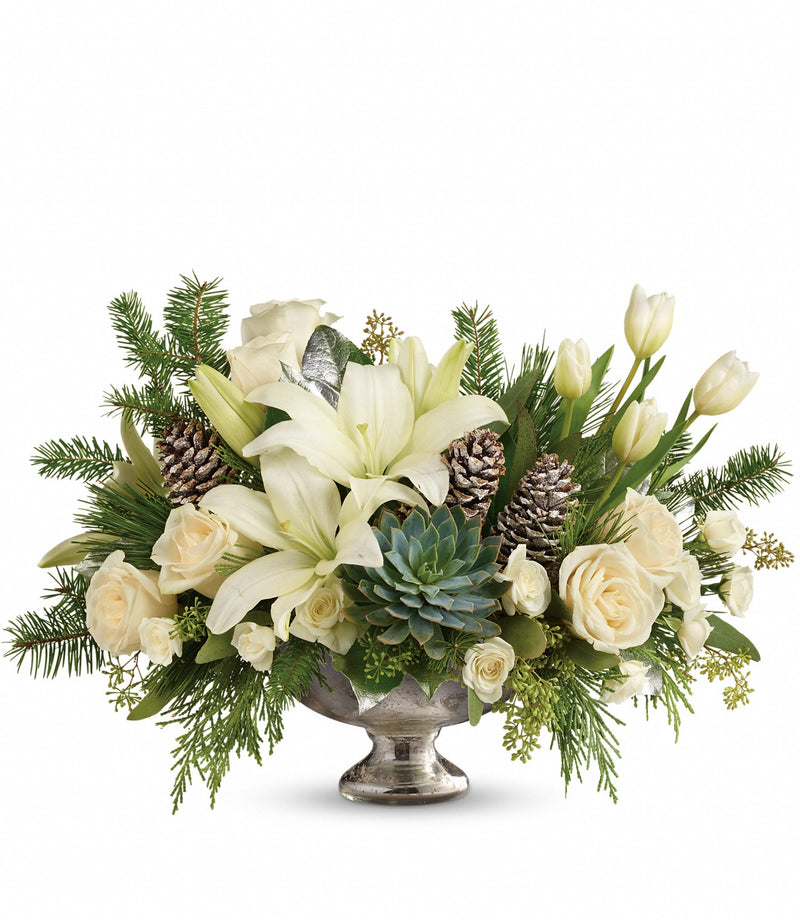 Winter Wilds Centerpiece