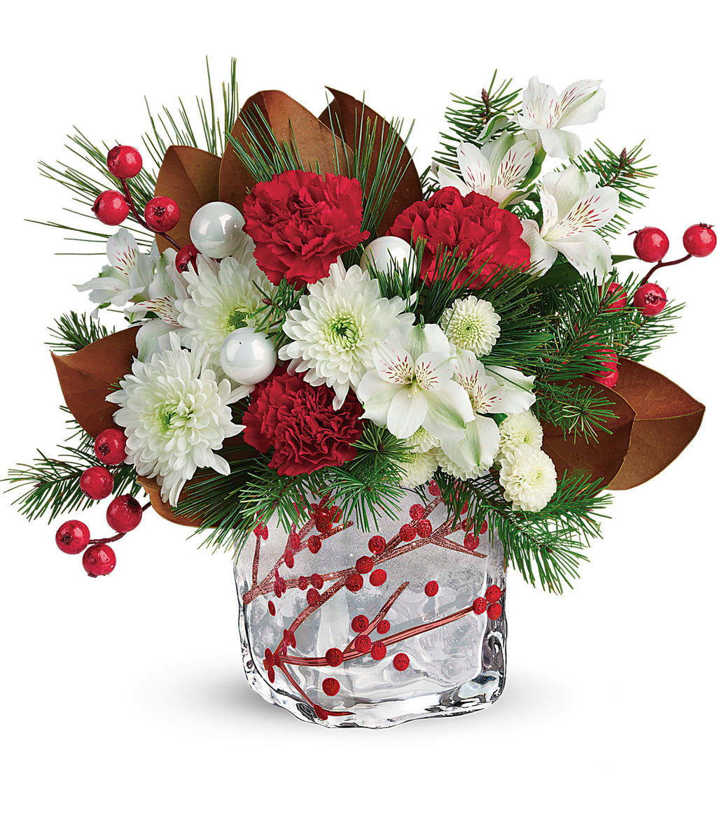 Wondrous Winterberry Bouquet