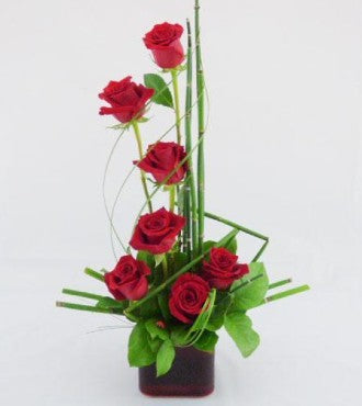 Contemporary Rose Bouquet