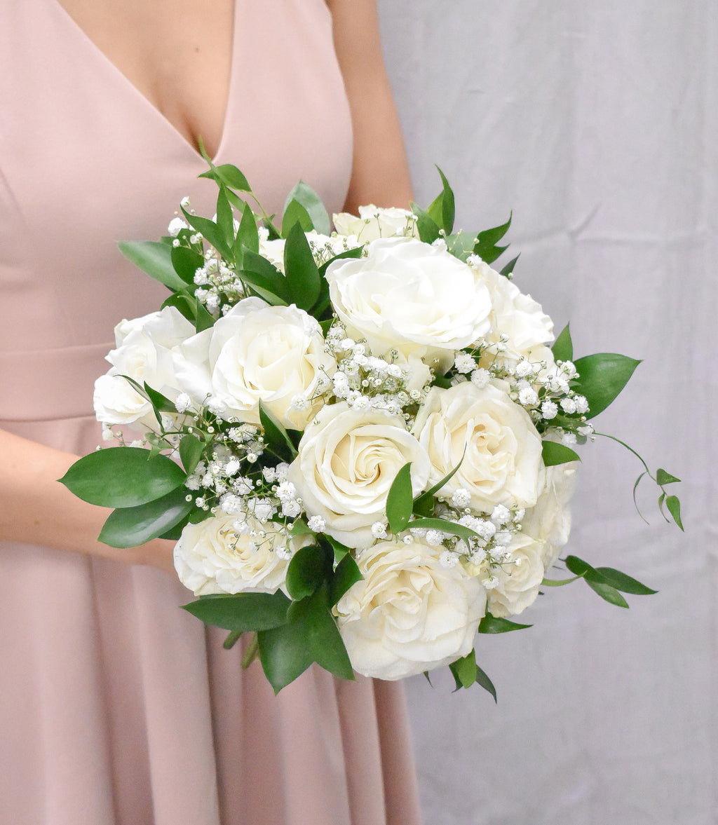 10-12 Roses Hand Tied Prom Special