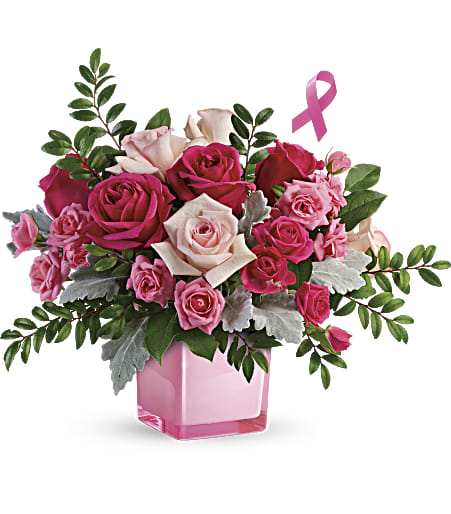 Pink Power Bouquet