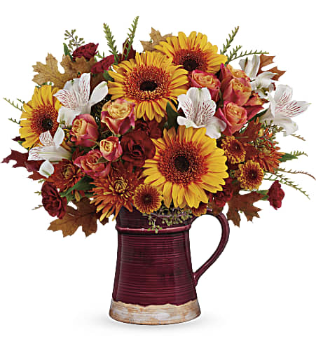 Blooming Fall Bouquet