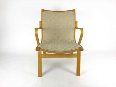 Swedish 'Albert' easy chair by Finn Østergaard