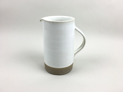 French Stoneware - Basic Jug Medium 500ml - Ivory