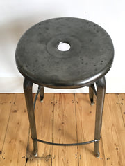 Industrial Nicolle factory stool - eyespy