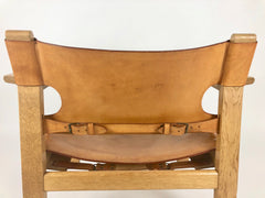 Spanish Chair by Borge Mogensen for Fredericia - eyespy