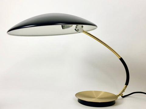 Large table lamp by Christian Dell for Kaiser Leuchten, Model 6787