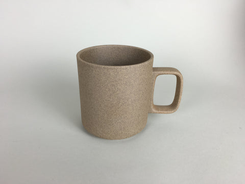 Hasami Porcelain Mug Medium - Natural
