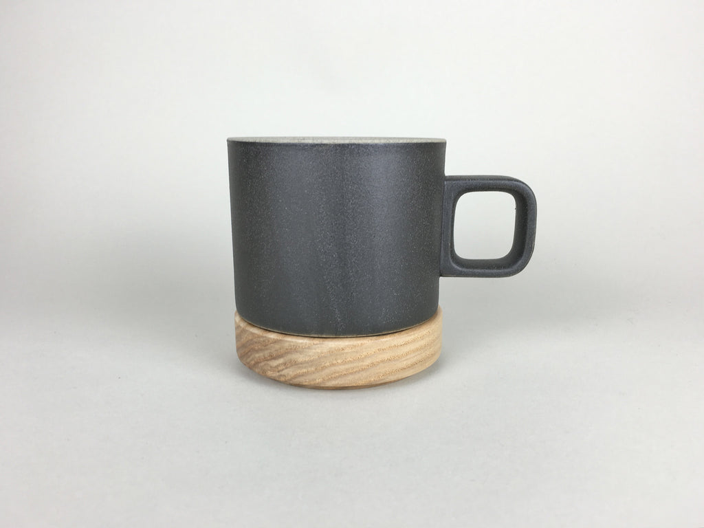 Hasami Porcelain Mug Small - Black - eyespy