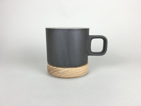 Hasami Porcelain Mug Small - Black