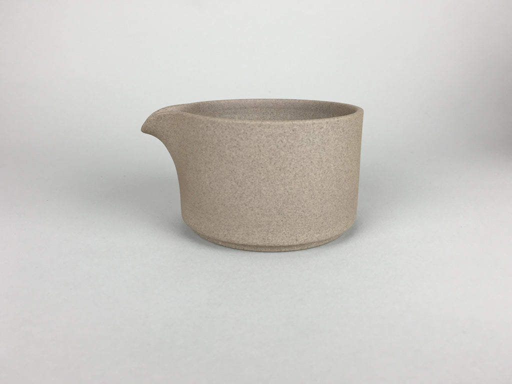 Hasami Porcelain Milk Pitcher Natural - Unglazed - eyespy