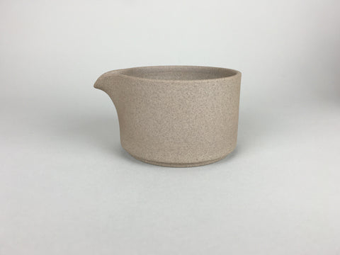 Hasami Porcelain Milk Pitcher Natural - Unglazed