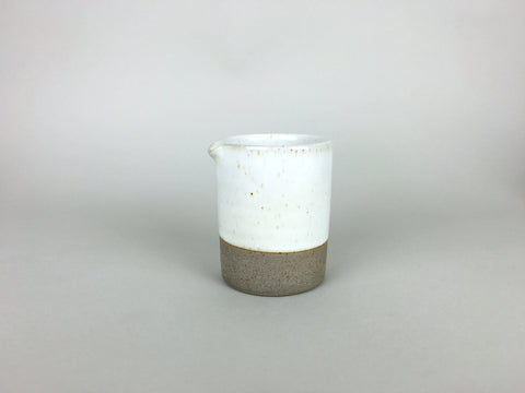 French Stoneware - Basic Milk Jug - Ivory