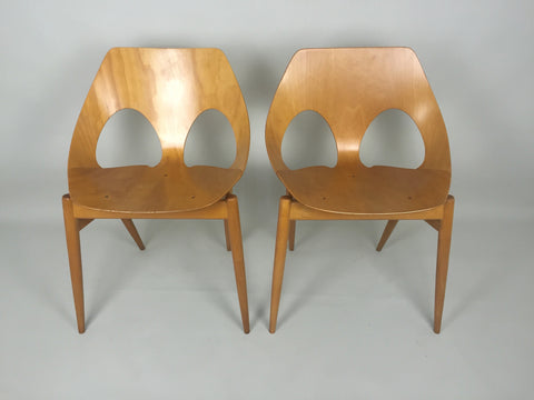 Kandya Jason bent ply chairs by Carl Jacobs and Frank Guille