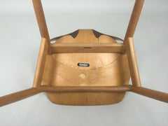 Kandya Jason bent ply chairs by Carl Jacobs and Frank Guille - eyespy