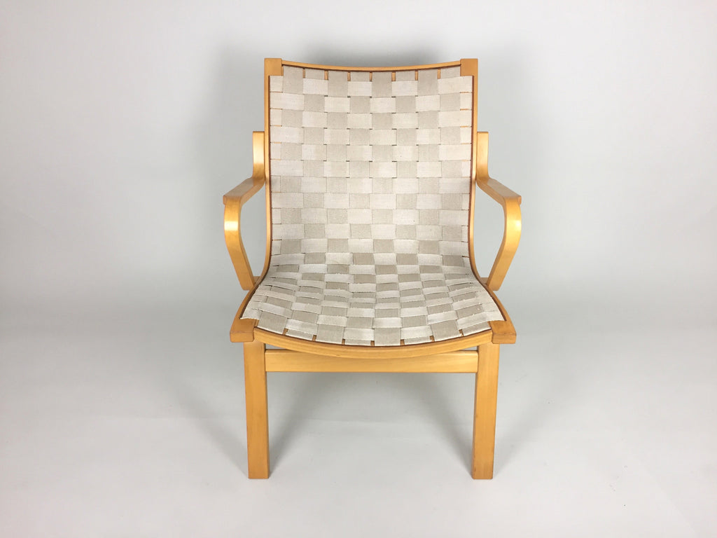Scandinavian Finn Østergaard 'Albert' easy chair - eyespy