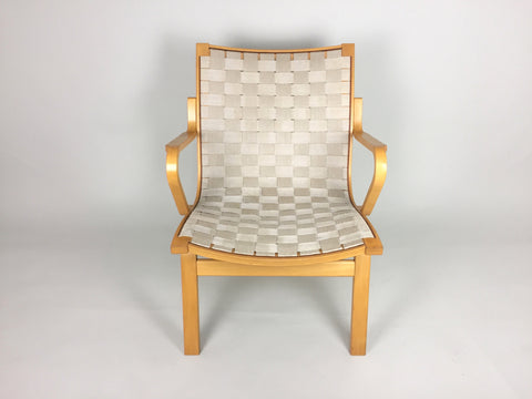 Scandinavian Finn Østergaard 'Albert' easy chair