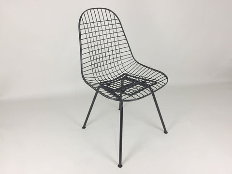 Vitra DKX wire chair by Charles & Ray Eames