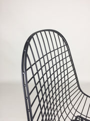 Vitra DKX wire chair by Charles & Ray Eames - eyespy