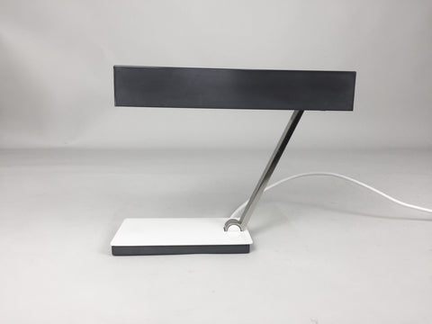 Mid century German desk lamp by Kaiser Leuchten