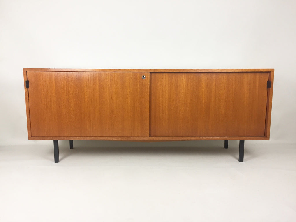 1950s sideboard by Florence Knoll for Nordiska Kompaniet - eyespy