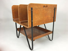 Vintage industrial post office sorting unit - eyespy
