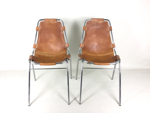 Charlotte Perriand Les Arcs chairs