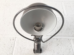 Vintage industrial French wall lamp by Jielde - eyespy