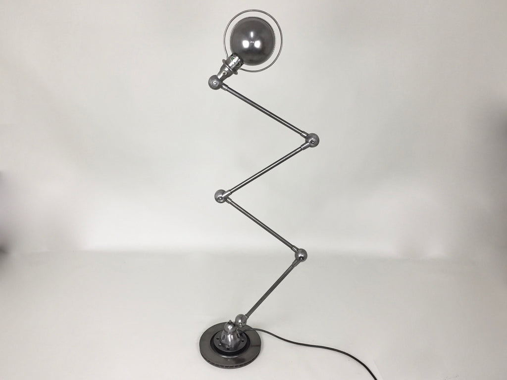 French 1950s floor lamp by Jielde - eyespy