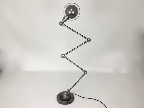 French 1950s floor lamp by Jielde