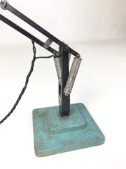 1940s Anglepoise desk lamp by George Cawardine for Herbert Terry - eyespy