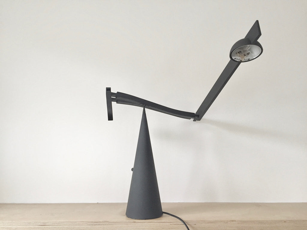 'Tabla' table lamp by Mario Barbaglia and Marco Colombo for Italiana Luce - eyespy