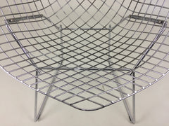 Online mid century furniture - Vintage Knoll Bertoia Diamond chair