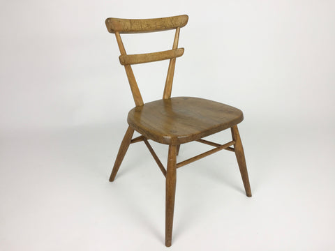 Ercol child's school chair