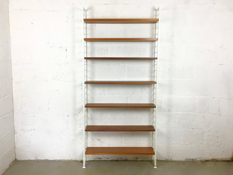 Ladderax shelves, Robert Heal for Staples