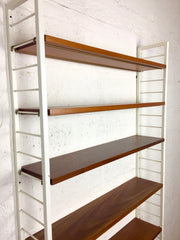 Ladderax shelves, Robert Heal for Staples - eyespy