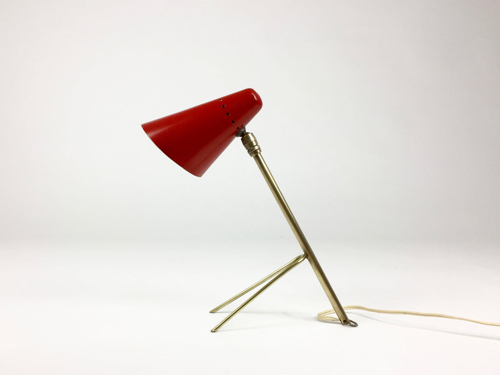 French 50s Cocotte lamp by Jean Boris-Lacroix - eyespy