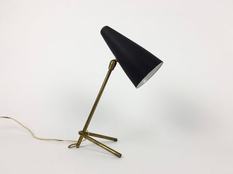 French 50s Cocotte lamp