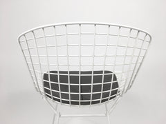 Knoll Bertoia wire side chair - White - eyespy