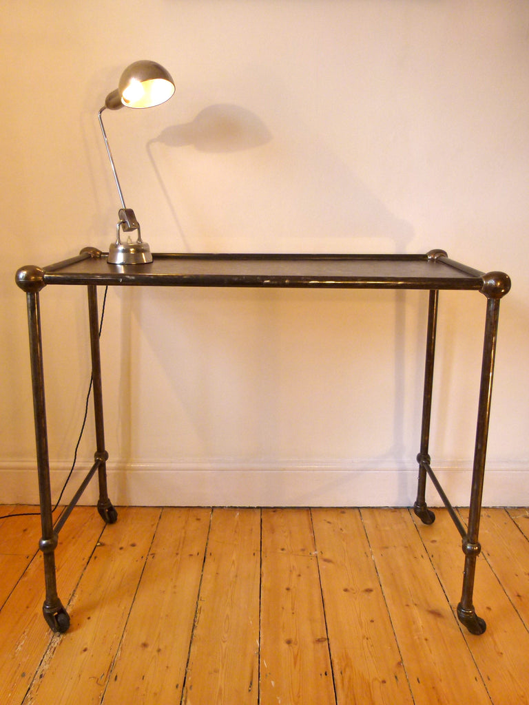 Early 1900s hospital console table - eyespy