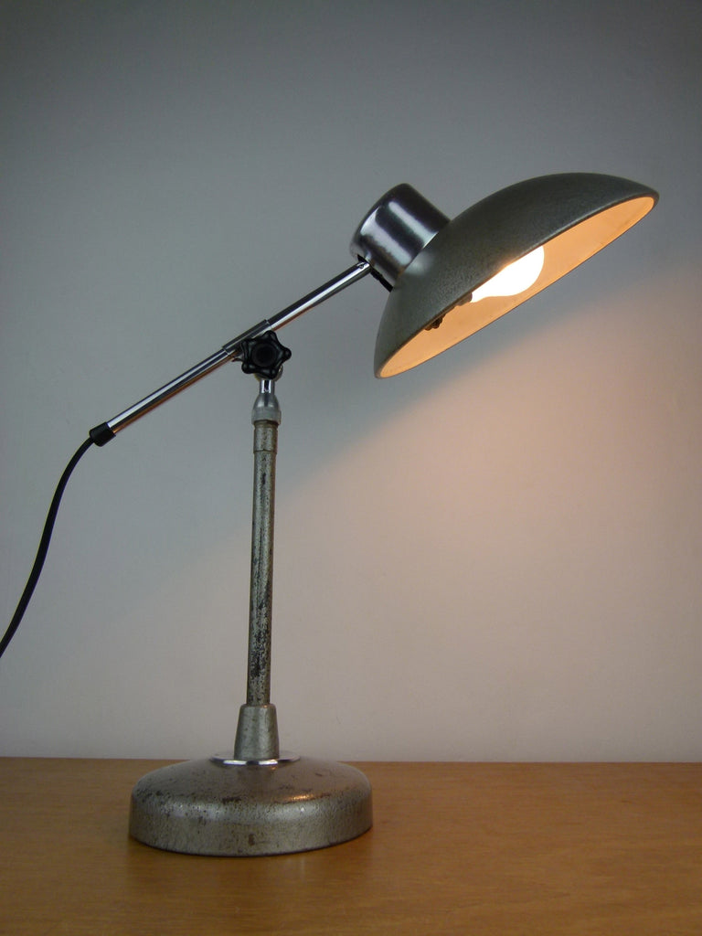 French 50s desk lamp by SOLR